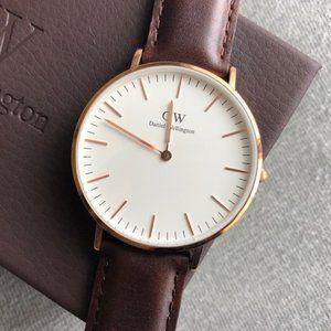 *HP* Daniel Wellington Classic Bristol Watch 36mm